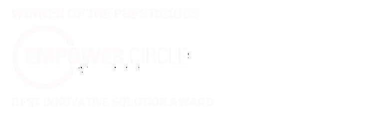Winner of Prestigious Empower Circle - Best Innovative Solution Award - Motorola